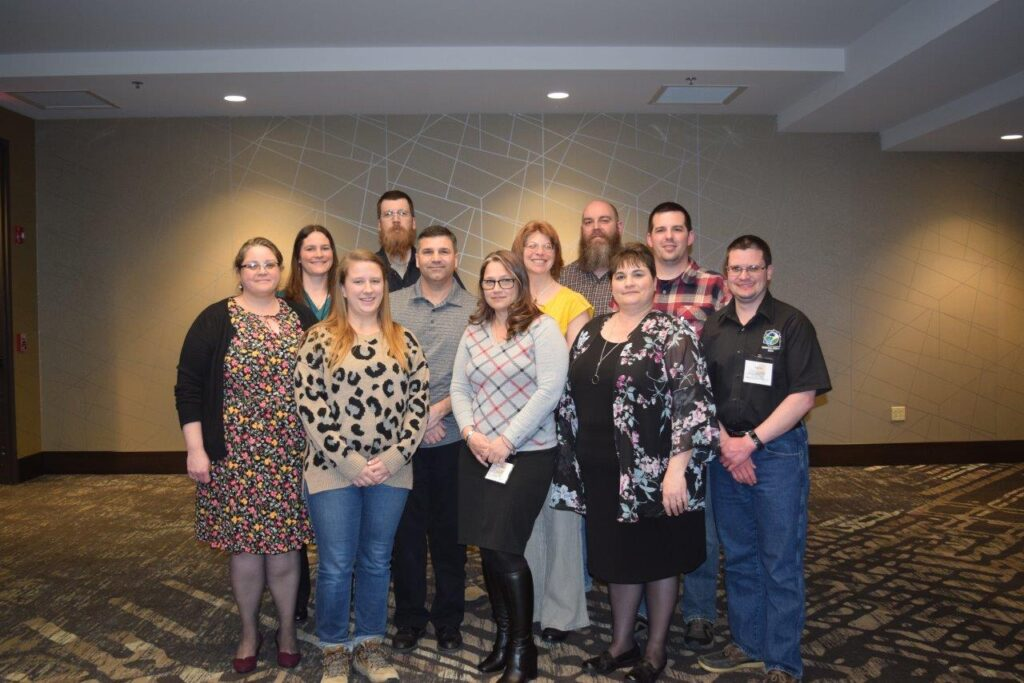 2020-2021 NYS CDEA Executive Board and Division Representatives